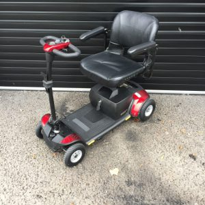 Approved Used Scooters